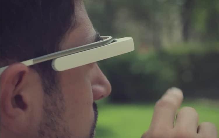 #Application #immobilier pour lunettes de Google c'est parti #Google glass