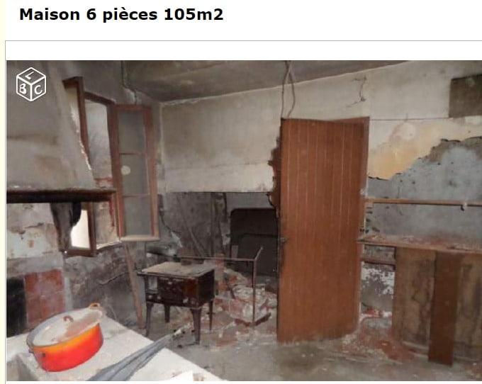 Les pires photos immobilières d'agents #immobiliers du jour