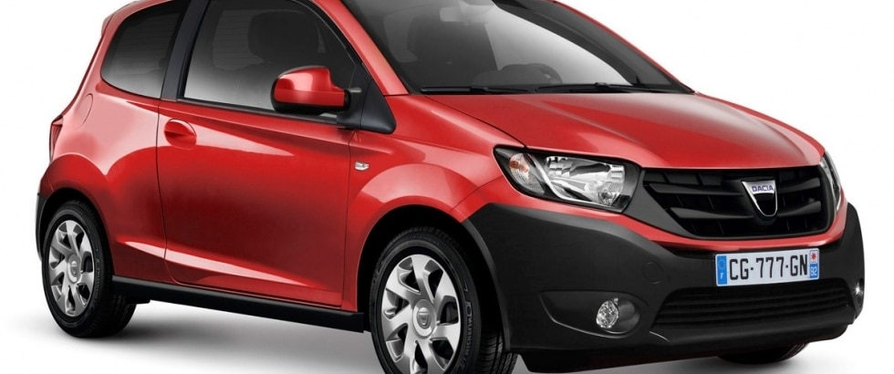 La petite Dacia à 5000 euros  attendue en 2015  ?