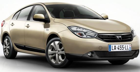 Solenza La nouvelle Dacia Familiale qui va remplacer la Logan en 2015