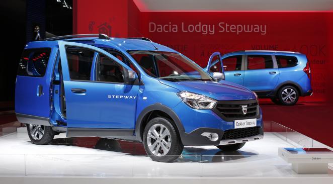 DACIA la bouée de Sauvetage de Renault