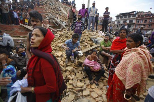 Le séisme et les destructions au Népal, tragiques mais prévisibles : le Monde