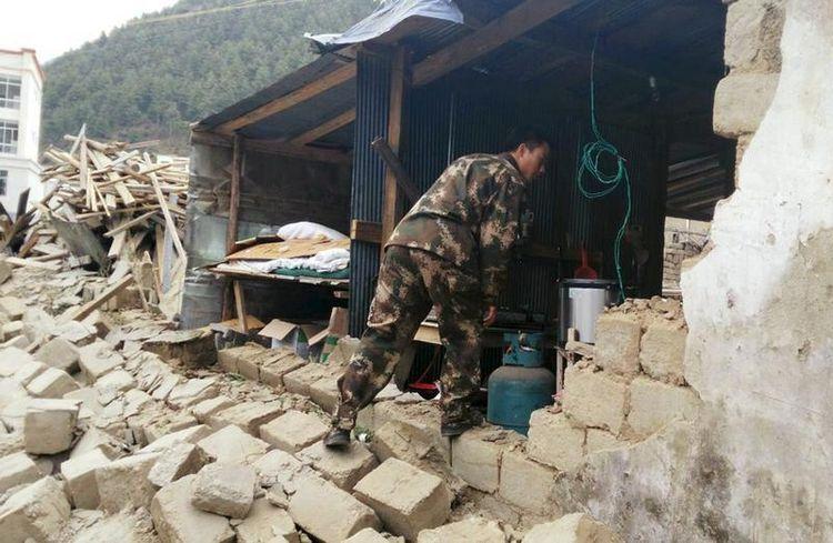 Un violent séisme frappe le Népal, au moins 660 morts – Libération