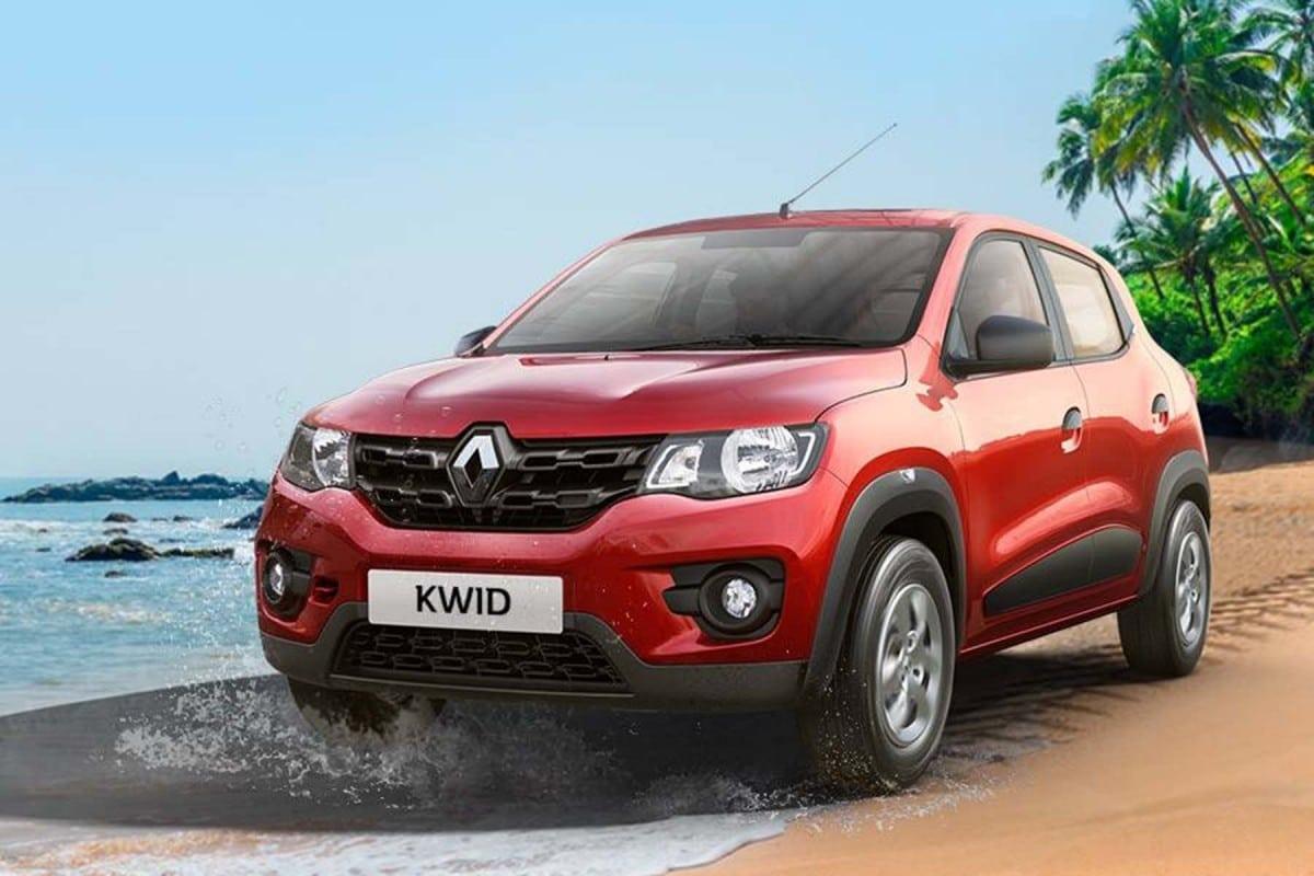 Dacia KWID la petite voiture à 5000 € ou 6000 €
